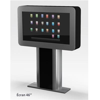 Totem easy paysage indoor