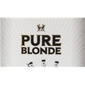 Imprimé Video® Pure Blonde