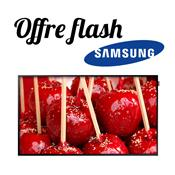 Offre Flash Samsung